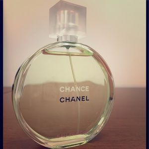 Chanel Chance Eau Fraiche - 3.4 Oz. New!